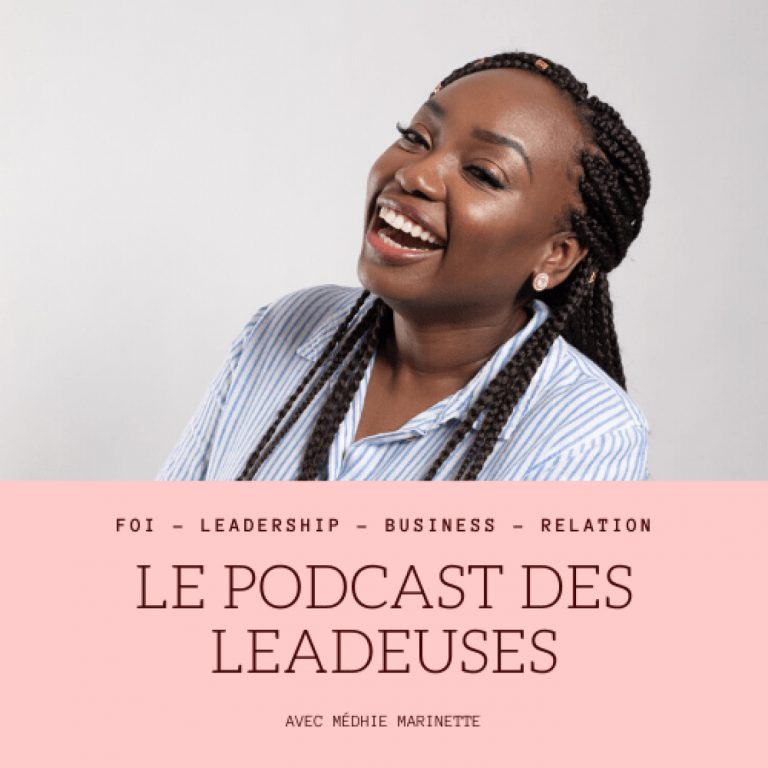 Le podcast des Leadeuses